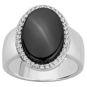 Bagues Ceranity Silver 1-12-0163-N