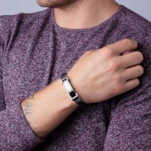 Bracelet Acier homme Phebus